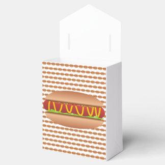 Caixinha De Lembrancinhas Imagem do Hotdog