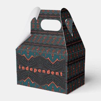 Caixinha De Lembrancinhas Independente e orgulhoso!