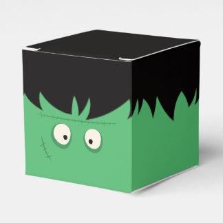 Caixinha De Lembrancinhas Monstro bonito de Frankenstein da doçura ou