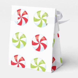 Caixinha De Lembrancinhas Natal dos doces