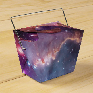 Caixinha De Lembrancinhas Nuvem de Magellanic pequena