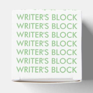 Caixinha De Lembrancinhas O bloco do escritor