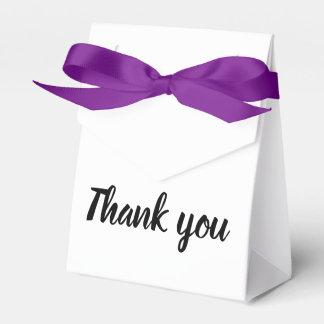 Caixinha De Lembrancinhas Obrigado presente para um cliente!