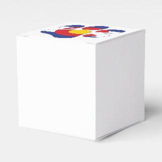Caixinha De Lembrancinhas Patas de Colorado