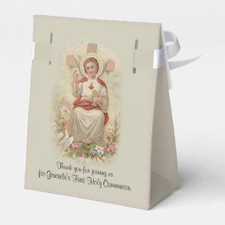 Caixinha De Lembrancinhas Primeiras crianças tradicionais de Jesus do
