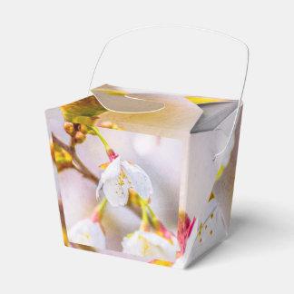 Caixinha De Lembrancinhas Sakura - flor de cerejeira japonesa