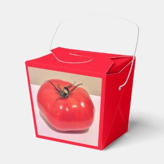 Caixinha De Lembrancinhas Tomate colorido 4Clara do rubi