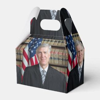 Caixinha De Lembrancinhas U.S. Juiz do Tribunal Supremo Neil Gorsuch