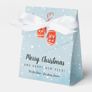 Caixinha Feliz Natal e feliz ano novo