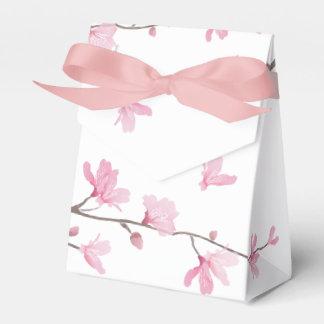 Caixinha Flor de cerejeira - fundo transparente