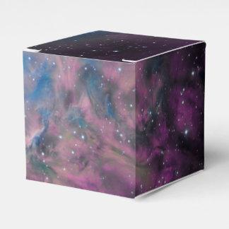 Caixinha Nebulosa flamejante da estrela