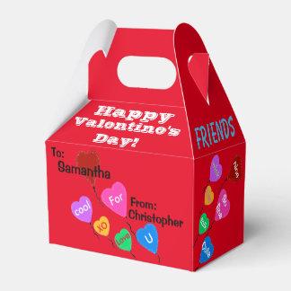 Caixinha Provérbios dos balões dos corações dos doces do
