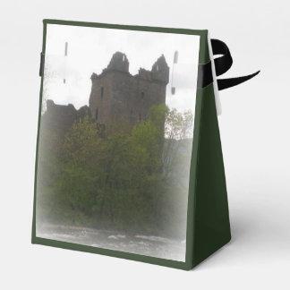Caixinha Saco do presente do castelo