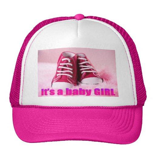 Calçados de bebê bonitos do bebé boné