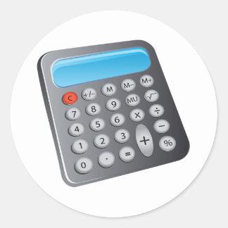 Calculadora Adesivo