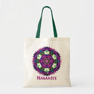 Caleidoscópio de Violette Namaste Bolsa Tote