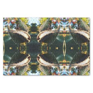 Caleidoscópio do Milkweed Papel De Seda