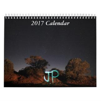 Calendário 2017 da arizona