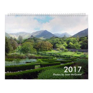 Calendário 2017: Fotografias por Joana McQuaid