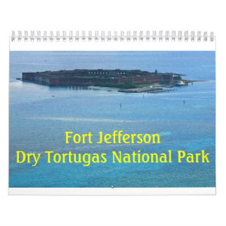 Calendário 2018 de Jefferson do forte