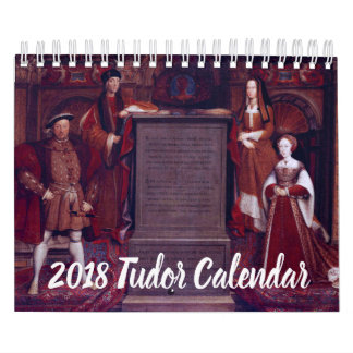 Calendário 2018 de Tudor