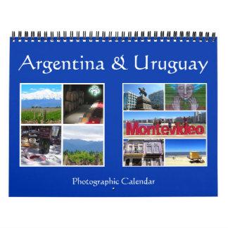 Calendário Argentina Uruguai 2018