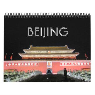 Calendário beijing 2018