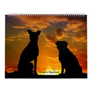 Calendário Cães em Bestform