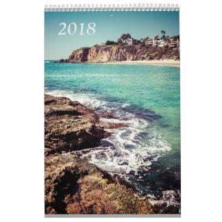 Calendário calendar2018