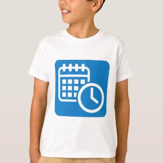 Calendário Camiseta
