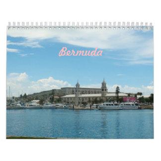 Calendário da foto de Bermuda