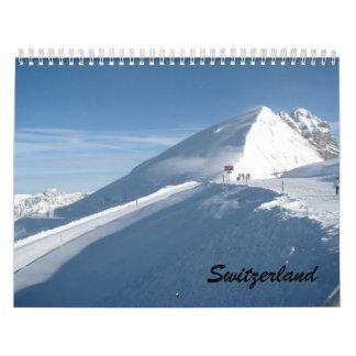 Calendário da suiça