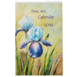 Calendário das belas artes 2018 estações