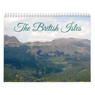 Calendário das ilhas britânicas