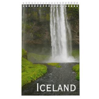 Calendário de Islândia