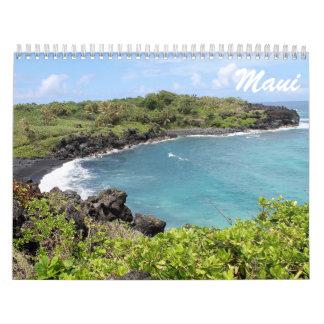 Calendário de Maui