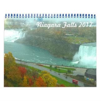 Calendário de Niagara Falls 2017
