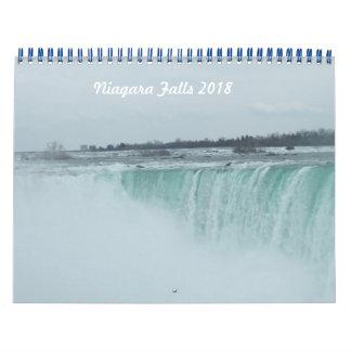 Calendário de Niagara Falls 2018