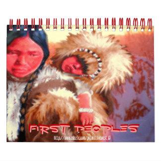 """Calendário do """"pessoas do ~ ~First """""""