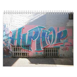 Calendário Elementos da cultura de Hip Hop