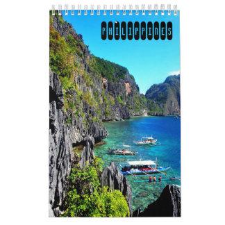 Calendário Filipinas