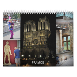 Calendário France