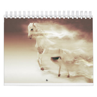 Calendário Imagens bonitas dos cavalos Calendars-2018 dos