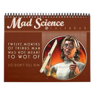 Calendário louco da ciência
