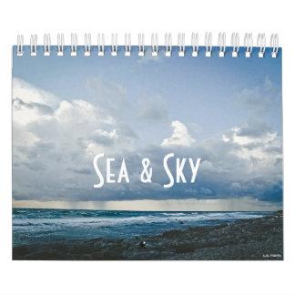 Calendário Mar & céu