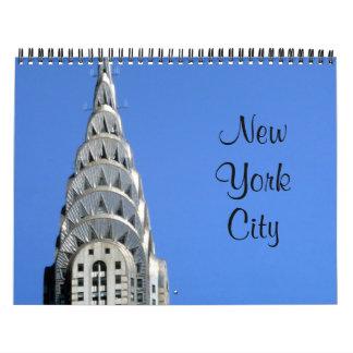 Calendário New York