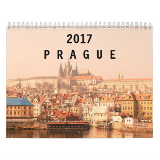 Calendário Praga 2017