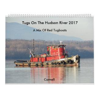 Calendário Reboquees no Rio Hudson 2017