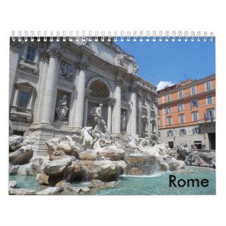 Calendário Roma 2018