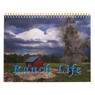 Calendário Vida do rancho